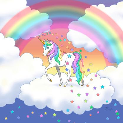 rainbow-unicorn-clouds-and-stars-crista-forest