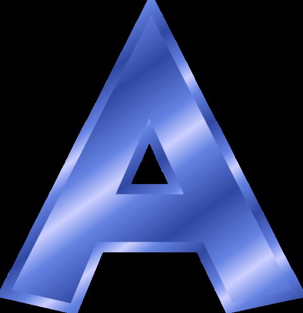 letter-clipart-blue-7